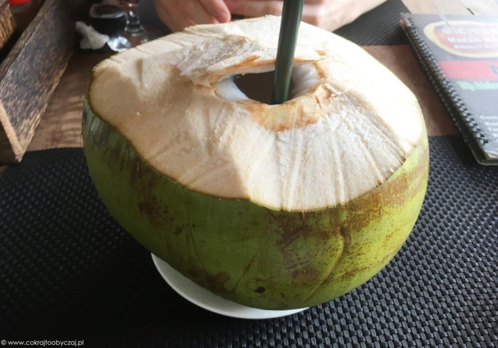 Kokosy u Madame Moch są godnych rozmiarów ;)