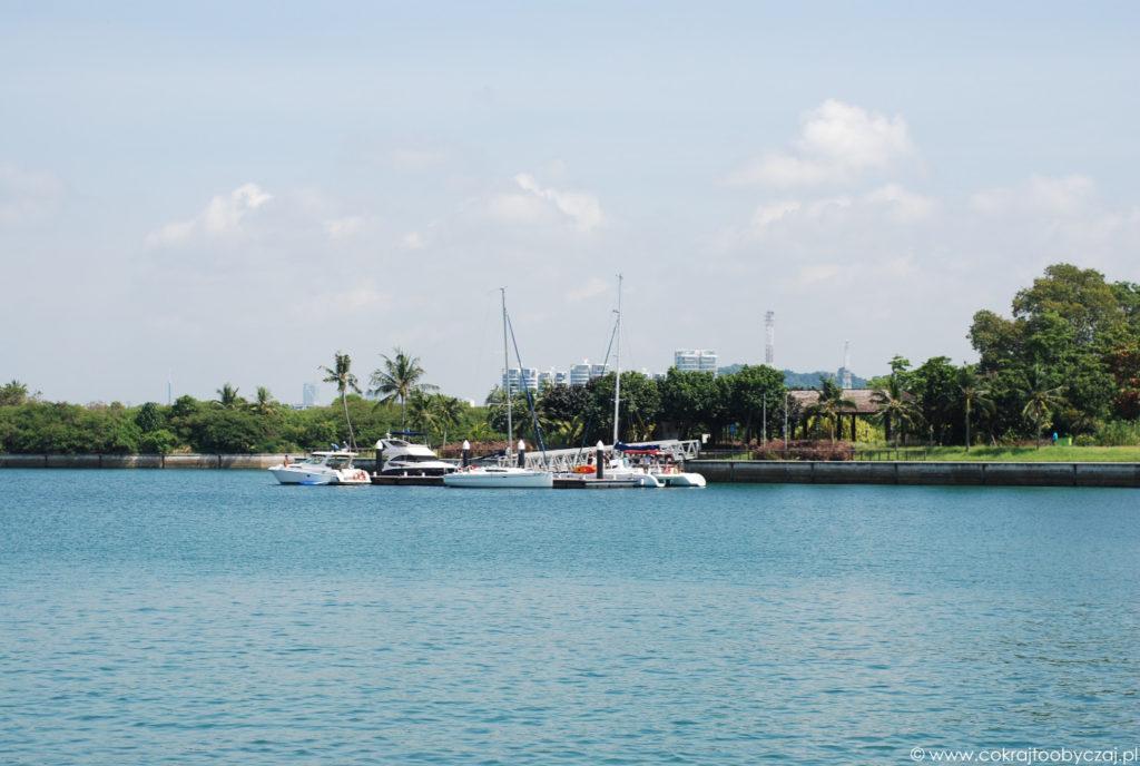 O, cholera! St. John's i Lazarus, czyli Singapur i jego niespodzianki