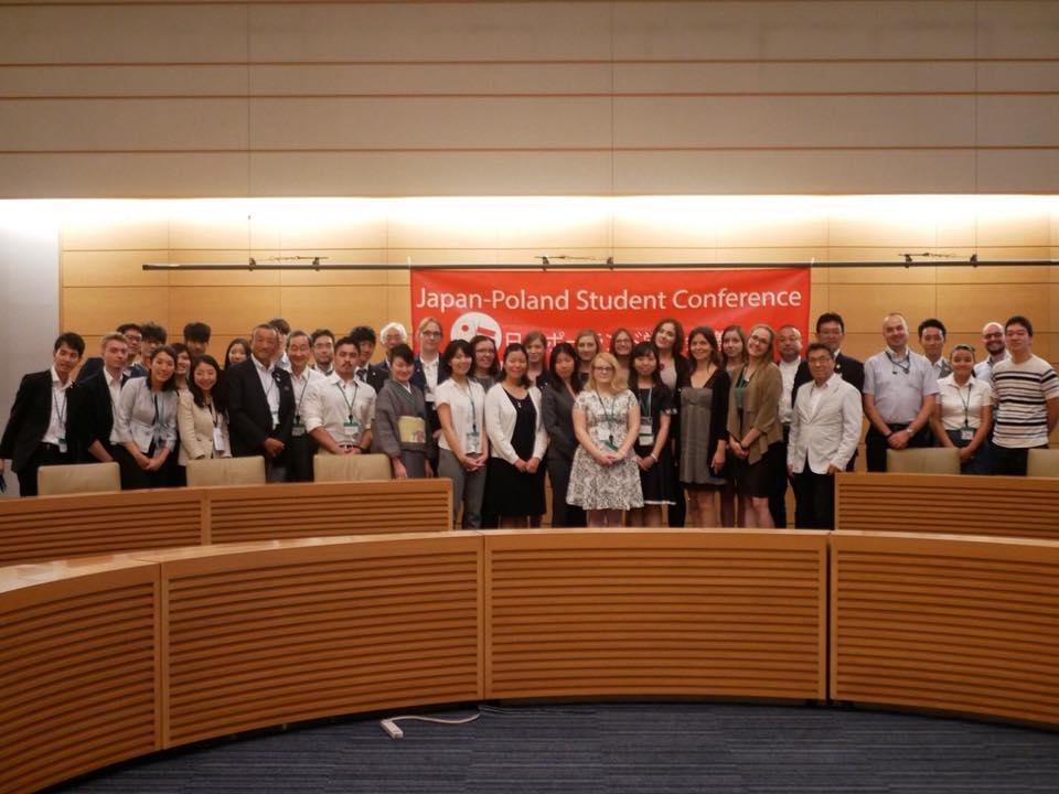 Wspólne zdjęcie po oficjalnym zakończeniu konferencji. Źródło: materiały organizatorów konferencji.