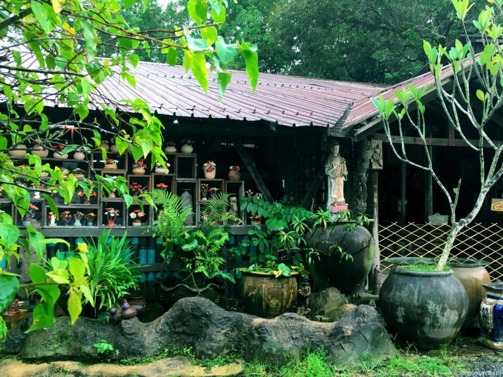 Pamiątka z wycieczki do Dragon Kiln - najstarszego pieca do wypalania ceramiki w Singapurze