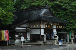 Zabudowania świątynne, Enryaku-ji.