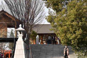 Kagurazaka - Akagi Jinja