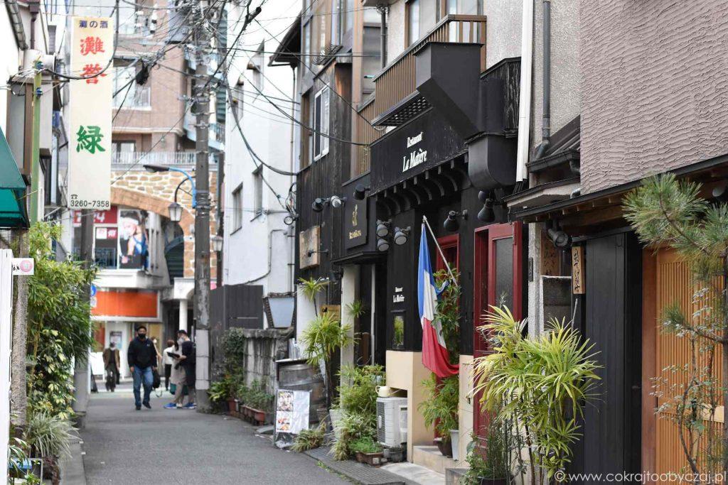 Kagurazaka, restauracja francuska