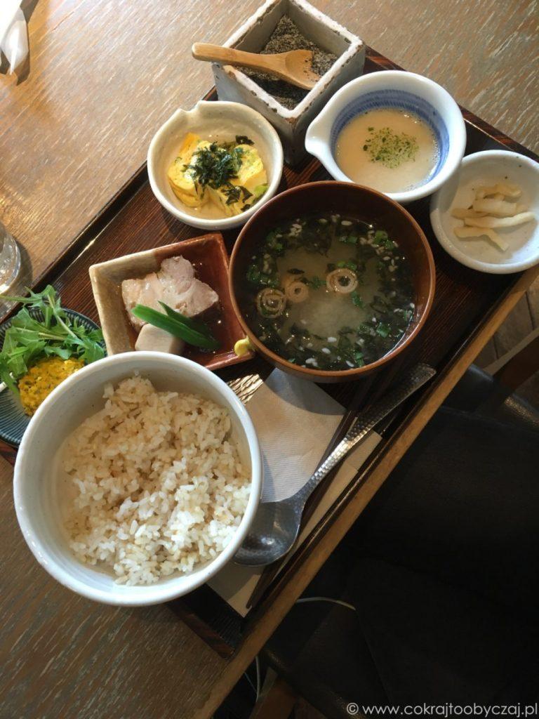 lunch w Kagurazaka Saryo